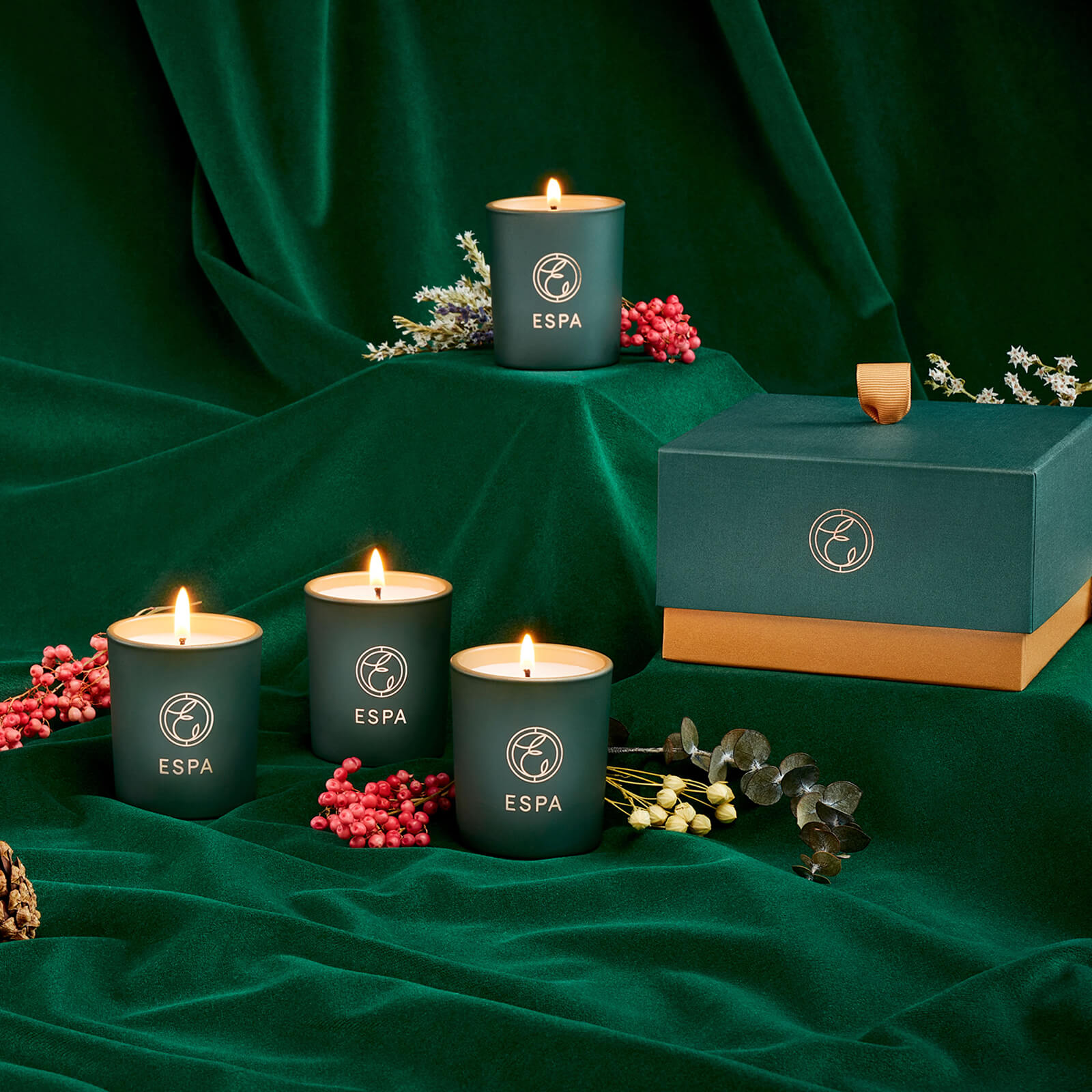 Home Sweet Home Candle Collection 2