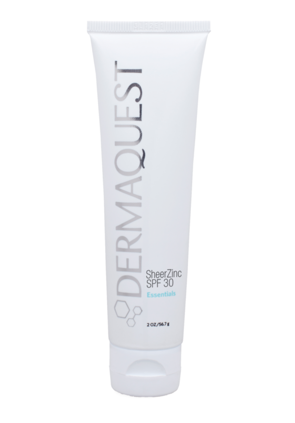 DermaQuest Skin Therapy SheerZinc SPF 30 Tinted