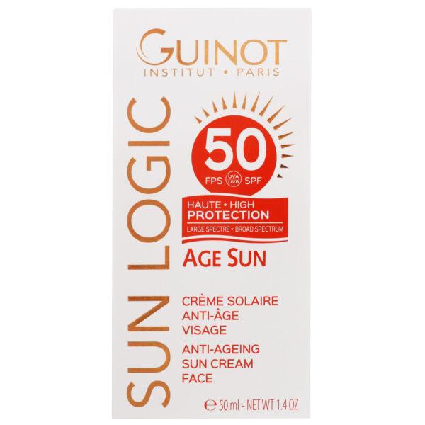 Anti-Ageing Sun Cream Face SPF50