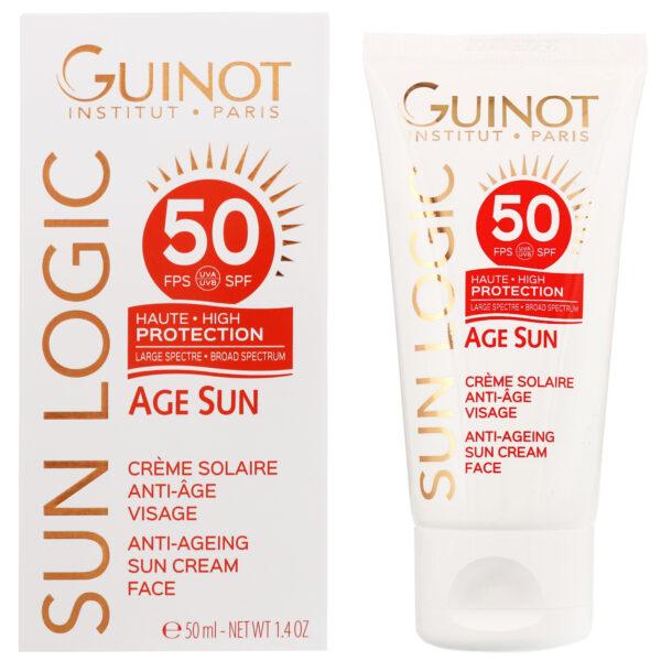 Anti-Ageing Sun Cream Face SPF50 2