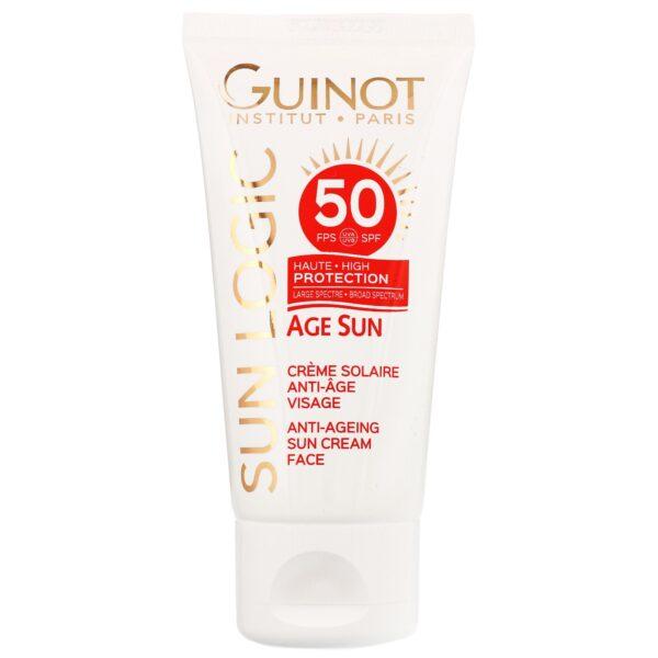 Anti-Ageing Sun Cream Face SPF50 1