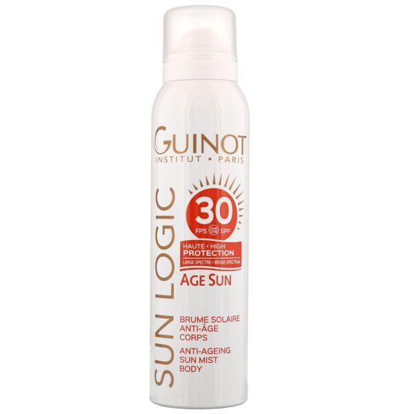 Anti-Ageing Sun Mist Body SPF30