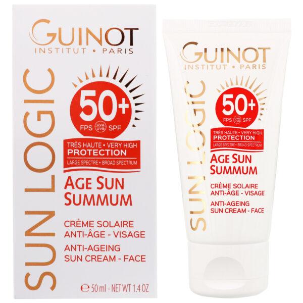 Anti-Ageing Sun Cream for Face SPF50+ 2