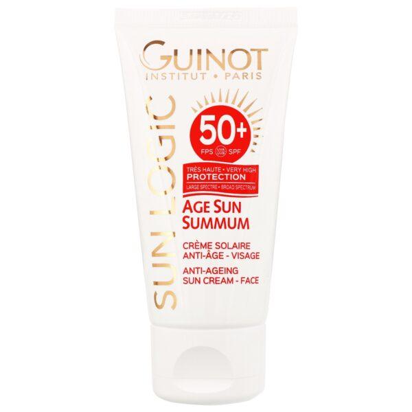 Anti-Ageing Sun Cream for Face SPF50+ 1