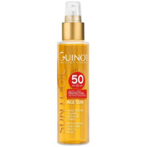 Anti-Ageing Dry Oil For Body SPF50